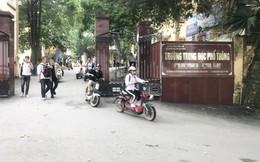 Công an Phú Thọ: Tin đồn 4 nữ sinh có bầu là thất thiệt, nhưng có 1 em sinh con