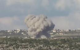 Syria sử dụng Su-22, Su-24 không kích dữ dội công sự của khủng bố