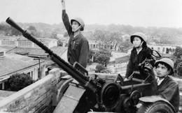 Quân và dân Hà Nội phối hợp chiến đấu với Mặt trận Điện Biên Phủ