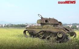 """Video: """"Mãnh thú"""" M24 Chaffe của Pháp từng bị tiêu diệt trong chiến dịch Điện Biên Phủ"""