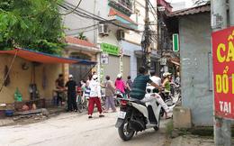 Hà Nội: Mâu thuẫn gia đình, con trai hơn 30 tuổi đâm bố tử vong