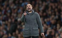 Chạm một tay vào chức vô địch, HLV Man City tuyên bố sốc