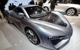 Clip: Cận cảnh siêu xe chạy bằng điện của Trung Quốc mạnh ngang ngửa Bugatti Chiron