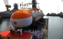 Ấn Độ hạ thủy tàu ngầm lớp Scorpene thứ tư