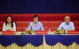 """Bà Nguyễn Thị Quyết Tâm: """"Cử tri hỏi tôi làm gì trong hai nhiệm kỳ qua?"""""""