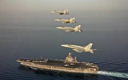 Mỹ chẳng thiếu máy bay ném bom ở xung quanh Iran, điều tàu sân bay tới vịnh Ba Tư để làm gì?