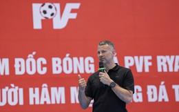 Ryan Giggs: World Cup 2026 tăng số đội lên 48 là cơ hội cho Việt Nam