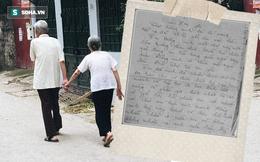 Lá thư tình xuất hiện sau 58 năm tiết lộ điều chưa từng thấy ở người ông quá cố