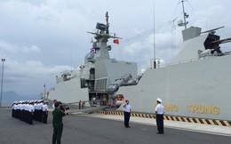 Đoàn Hải quân Việt Nam tham gia Diễn tập ADMM+ và dự Triển lãm IMDEX 2019 tại Singapore
