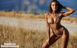 Đường cong 'bỏng rẫy' của Hoa hậu Olivia Culpo khiến cánh mày râu 'chao đảo'