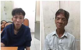 Bị truy đuổi, kẻ cướp dùng dao đâm trinh sát đặc nhiệm giữa trung tâm Sài Gòn