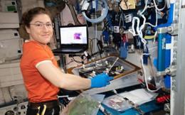 Nữ phi hành gia phá kỷ lục sống lâu trên quỹ đạo