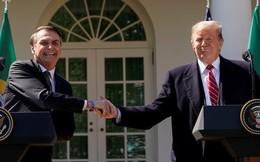 """Mỹ sẽ công nhận Brazil là """"đồng minh chủ chốt ngoài NATO"""""""