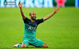 """""""Siêu anh hùng"""" của Tottenham ngỡ ngàng, không thể tin nổi những gì đã xảy ra"""