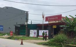 Công an Phú Thọ lên tiếng vụ thanh niên cướp hơn 500 triệu của ngân hàng Agribank