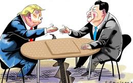 """Tướng TQ: Vì """"chăm sóc đặc biệt"""" Trung Quốc, Mỹ bỏ vị trí số 1, chạy xuống số 3, thật tuyệt!"""