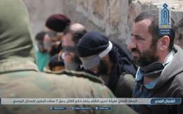 """Khủng bố Syria xử tử 7 """"điệp viên Nga""""?"""