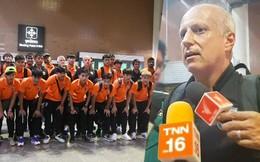 HLV U23 Thái Lan chỉ ra thiếu sót lớn của bóng đá trẻ xứ Chùa tháp, thừa nhận sắp chia tay