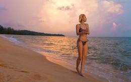 Quỳnh Anh Shyn mặc bikini, khoe thân hình nóng bỏng