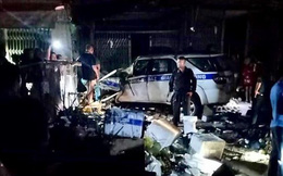 Xe CSGT tông chết người bán trái cây: Bất ngờ lời nhân chứng