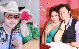 Sau 1 năm chia tay nữ tỷ phú U60, Vũ Hoàng Việt hạnh phúc bên người yêu trẻ nóng bỏng
