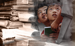 Góp 1 cuốn sách giúp ngôi trường miền núi nghèo