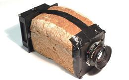 Những bức ảnh tuyệt vời được chụp bằng camera làm từ chất liệu bánh mì
