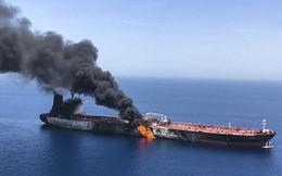 Tàu dầu bị tấn công: Hạm đội 5 Mỹ báo động khẩn, chiến sự có thể nổ ra bất cứ lúc nào?
