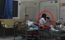 Trông người nhà nằm viện, thanh niên ghen tị với bệnh nhân giường bên vì cô bạn gái tuyệt vời