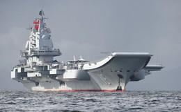 Tàu Liêu Ninh lượn lờ làm Nhật lạnh gáy, báo TQ hả hê: Cần gì đem mẫu hạm xử lý tranh chấp!