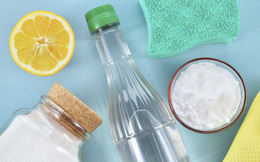 Căn nhà vẫn sạch bong chỉ nhờ 3 nguyên liệu làm sạch đến từ tự nhiên có giá chưa tới 10 nghìn đồng