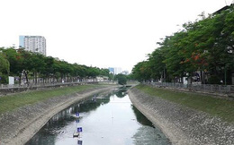 Sông Tô Lịch ra sao sau một tháng áp dụng công nghệ Nhật Bản?