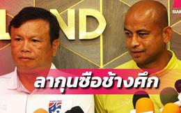 """HLV ĐT Thái Lan chính thức phải """"ra đường"""" sau trận thua đau Việt Nam"""