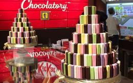 Vì sao người Nhật lại thích mê mệt món bánh Kit-Kat?