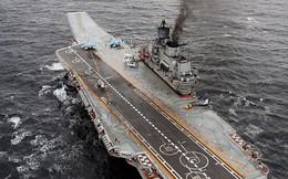 """Vì sao đang là thế lực hùng cứ đại dương, Nga bán hết tàu sân bay cho Trung Quốc làm """"mô hình giải trí""""?"""