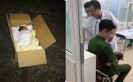 Em bé 6 ngày tuổi bị bỏ rơi trong thùng carton, tờ giấy đi kèm khiến nhiều người rưng rưng