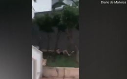 Thanh niên gãy xương khi nhảy từ ban công xuống đất hòng 'ăn vạ' tiền khách sạn