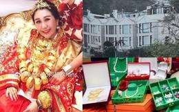 Chuyện nhà siêu giàu: 'Hoa mắt' giá trên trời của hồi môn châu báu, biệt thự siêu sang của ái nữ trùm sòng bạc Macau