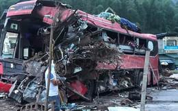 Tình trạng sức khoẻ của các nạn nhân trong vụ tai nạn xe tải đâm xe khách ở Hoà Bình