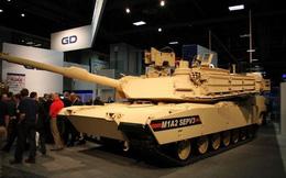 Soi sức mạnh biến thể Abrams M1A2 SEPv3 của Mỹ