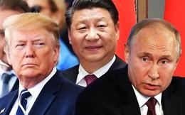"""Ông Trump nôn nóng, ông Tập đủng đỉnh và """"kịch hay"""" chờ đợi 3 nguyên thủ tại Osaka"""