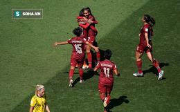 Người Thái Lan khóc nức nở vì quá hạnh phúc khi ghi được bàn đầu tiên ở VCK World Cup 2019