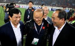 """Chủ tịch VFF: """"Thầy Park không lo thiệt, cứ lấy HCV SEA Games đã"""""""