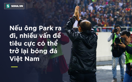 Hợp đồng của HLV Park Hang-seo