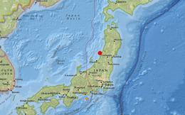 Động đất 6.8 độ ngoài khơi, Nhật Bản phát cảnh báo sóng thần 1m