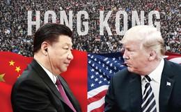 """""""Ôn hòa"""" trước bão biểu tình ở Hồng Kông, TQ đi bước lùi sách lược trong quan hệ với Mỹ"""