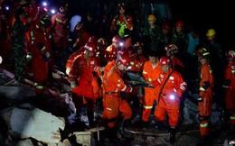 Động đất dữ dội nối nhau ở TQ, hơn trăm người thương vong