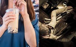 Quán trà sữa bỗng nổi như cồn ở Nhật vì chủ là thành viên Yakuza, hình ảnh trân châu bị cho là ám chỉ xã hội đen