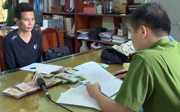 Danh tính nghi phạm cướp hơn 500 triệu đồng của ngân hàng Agribank ở Phú Thọ