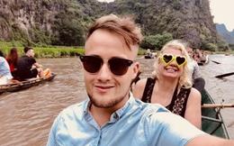 Chàng trai Nam Phi dạy tiếng Anh ở Việt Nam mất tích bí ẩn 2 tuần nay
